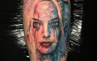 Harley Quinn Tattoo by Jamaine