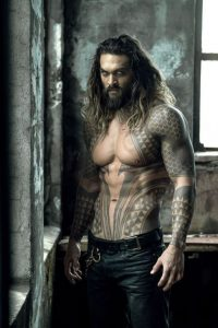 Badass movie tattoos aqua man